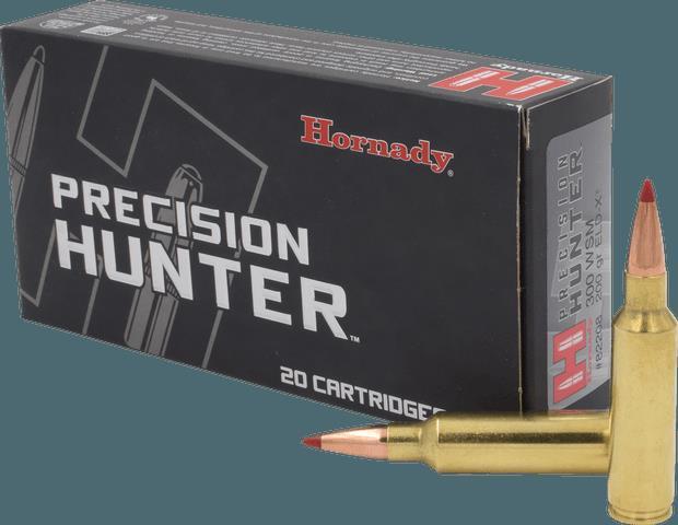 Hornady 300 WSM 200GR ELD-X PRECISION HUNTER